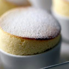 Warm Lemon Souffles