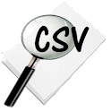 CSV Viewer icon