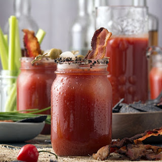 Breakfast Drinks With Vodka Recipes