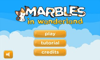 Screenshot of Marbles in Wanderland!