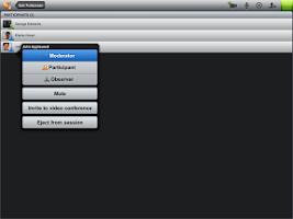 Screenshot of OnSync