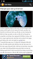 Screenshot of Xem Boi Kinh Dien