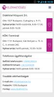 Screenshot of Diákhitel Direkt