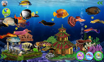 Screenshot of Dream Fish Seasons