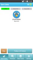 Screenshot of DoFollow Retweet Favorite
