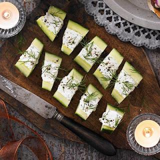 Cucumber Feta Appetizer Recipes