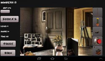 Screenshot of Mystery Hidden Objects
