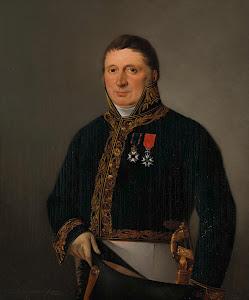 RIJKS: Izaak Schouman: painting 1829