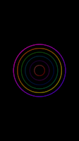 Screenshot of Circles Boot Animation