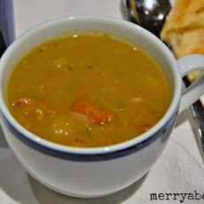 Crock Pot Split Pea Soup