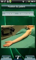 Screenshot of GUIDE ANESTHESIE LOCOREGIONALE