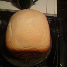 Bread Machine Coconut Bread