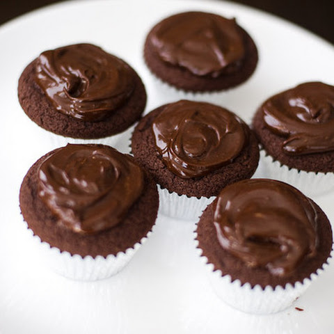 Dorie Greenspan's Double Chocolate Cupcakes
