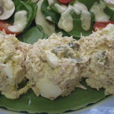 Helen's Tuna Salad or Tuna Salad Sandwiches