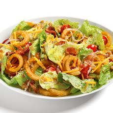 French Fry Deluxe Salad