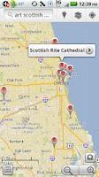 Screenshot of Scottish Places
