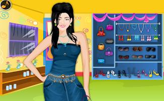 Screenshot of Romantic Date Dress up
