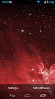 Screenshot of Galaxy Water Ripple Lwp