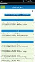 Screenshot of Greater Iowa Mobile Banking