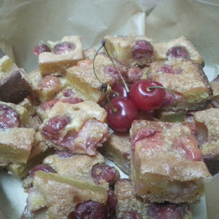 Sour Cherry Bars Recipes