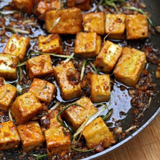 Green Pepper Tofu Recipes