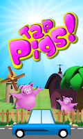 Screenshot of Tap Pigs
