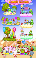 Screenshot of Candy Resort: Sweet Valentine