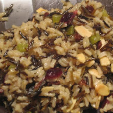 Fruit and Wild Rice Pilaf