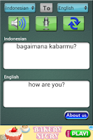 Screenshot of 55 Languages Translator