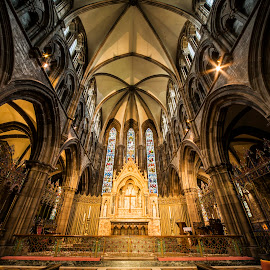 St Marys 2015 by Don Alexander Lumsden - Buildings & Architecture Places of Worship