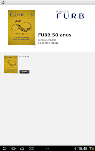 Revista Furb - screenshot