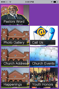St Mark AME Church VA Beach - screenshot