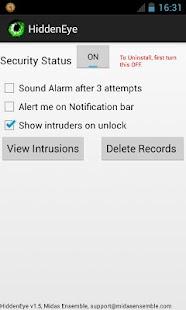 App Hidden Eye: Catch your friends APK for Windows Phone