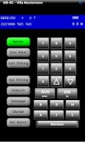 Screenshot of MB - Remote Control