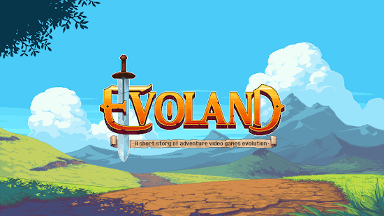 Evoland Screenshot