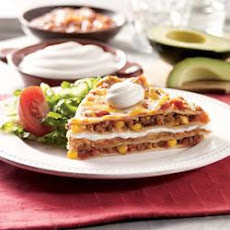 Mexican Lasagna by Daisy Brand