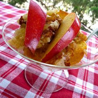 Easy Apple Pudding
