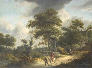 RIJKS: Roelof Jansz. van Vries: painting 1681