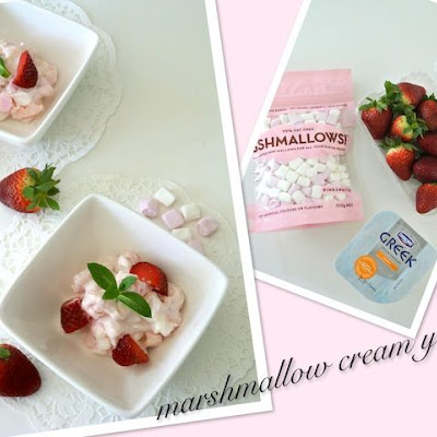 Marshmallow Creamy Yogurt