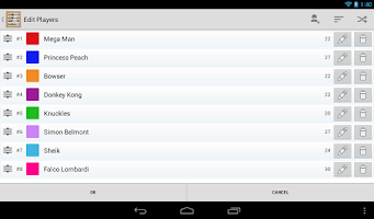 Screenshot of KeepScore - Score Keeper