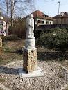 Sculpture in Metelkova