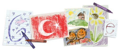 Children's Day 2014 - Turkey
