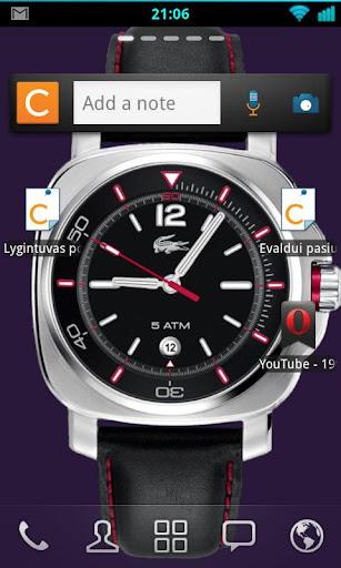 Lacoste Desktop Watch