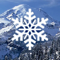 Snowy Mountain Live Wallpaper icon