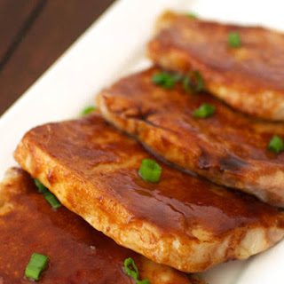Pork Chops Ketchup Brown Sugar Worcestershire Recipes