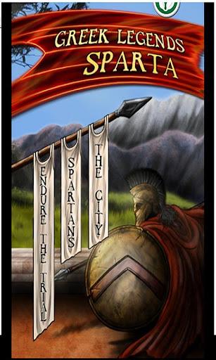 Greek Legends - Sparta