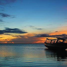 Pulau Pari by Hidayat Muhammad - Landscapes Sunsets & Sunrises