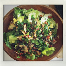 Our Favorite Escarole and Sunchoke Salad