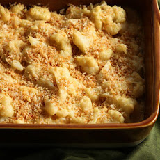 Deviled Cauliflower Casserole Recipe