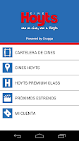 Screenshot of Cine Hoyts Argentina